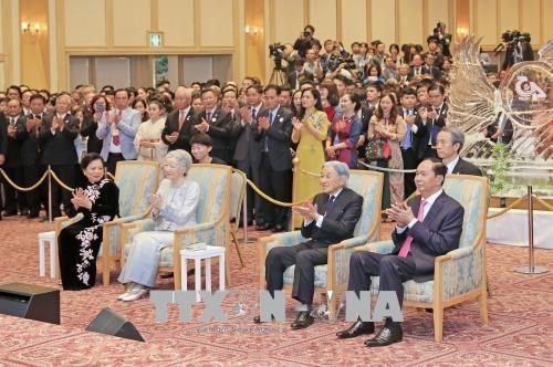 Celebration de l'anniversaire des relations Vietnam-Japon a Tokyo hinh anh 1