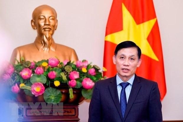 La visite d'Etat du president Tran Dai Quang au Japon est couronnee de succes hinh anh 1