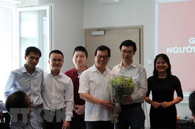 Creation de l'Association des experts vietnamiens en Suisse hinh anh 1
