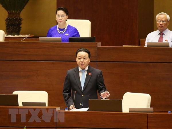 Les seances de questions-reponses se poursuivent a l'Assemblee nationale hinh anh 1