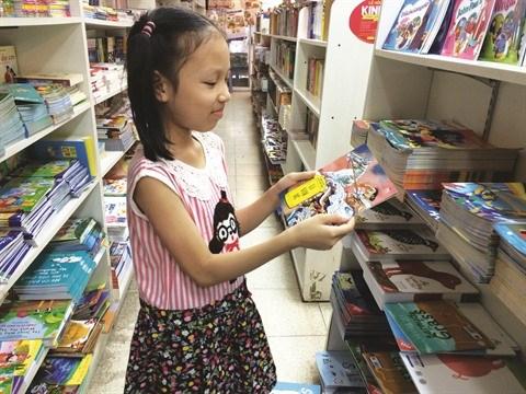 Les livres vietnamiens pour la jeunesse font recette hinh anh 1