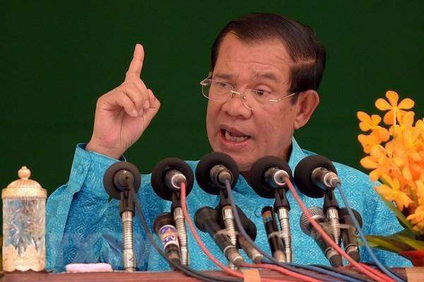 Le PM cambodgien Hun Sen veut rester au pouvoir pour deux autres mandats hinh anh 1