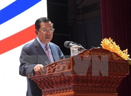 Cambodge : le PM vise a continuer la direction du pays hinh anh 1