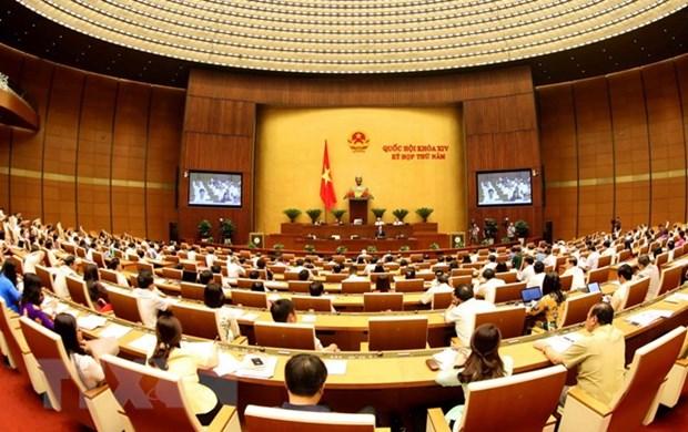 La presidente de l'AN demande de reformer radicalement le secteur educatif hinh anh 1