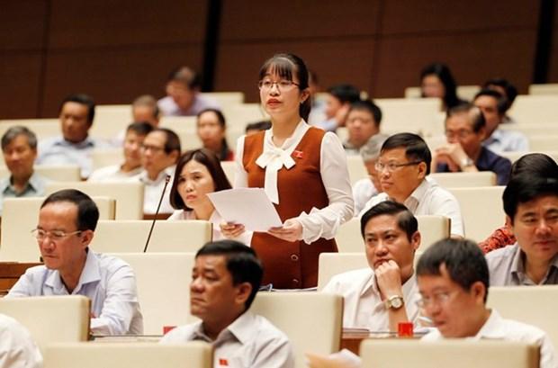 AN : debats sur la police populaire et le programme de supervision hinh anh 1