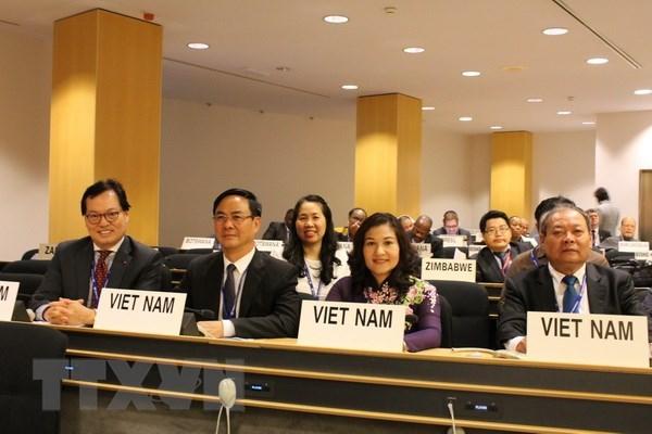 La garantie des droits des femmes salariees est une priorite du Vietnam hinh anh 1