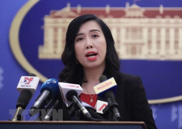 Le Vietnam respecte et assure la liberte de religion des citoyens hinh anh 1