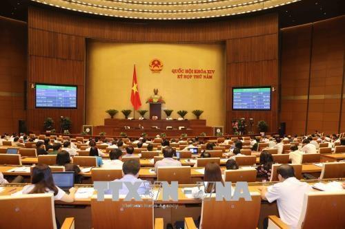 Des deputes saluent l'ajournement de l'adoption du projet de loi sur la zone economique speciale hinh anh 1
