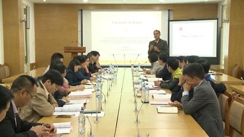 Un projet innovant pour ameliorer la competitivite de l'universite hinh anh 1