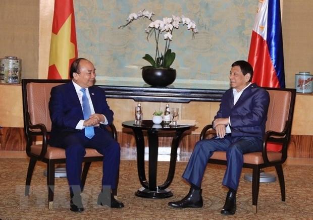 Le Vietnam felicite les Philippines pour sa Journee de l'independance hinh anh 1