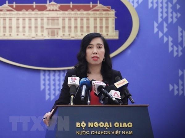 Le Vietnam applaudit aux resultats du Sommet RPDC-Etats-Unis hinh anh 1