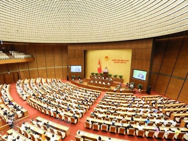 AN: debat sur la prevention et la lutte contre la corruption hinh anh 1