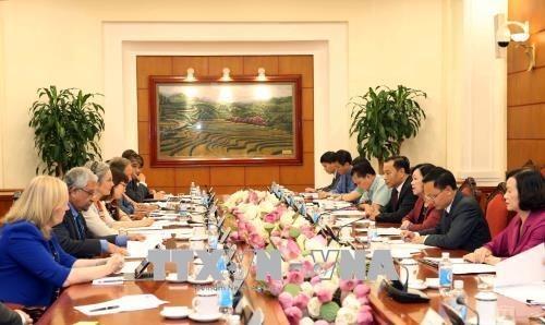 L'egalite des sexes est importante pour l'integration mondiale du Vietnam hinh anh 1