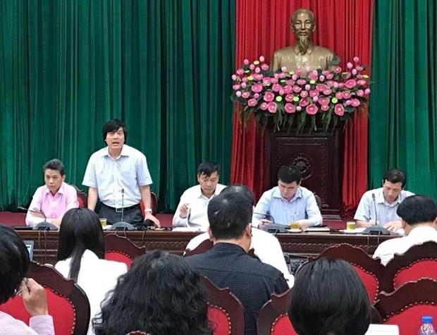 Plus de 1.500 delegues assisteront a la conference ''Hanoi 2018-Cooperation et investissement'' hinh anh 1