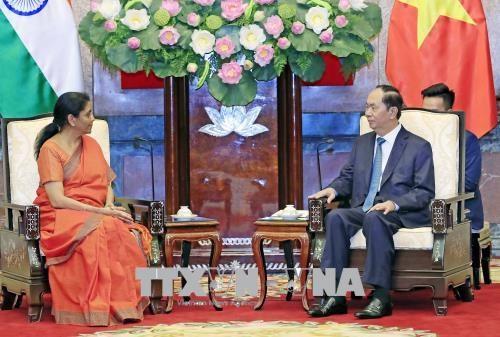 Pour dynamiser la cooperation dans la defense Vietnam-Inde hinh anh 1