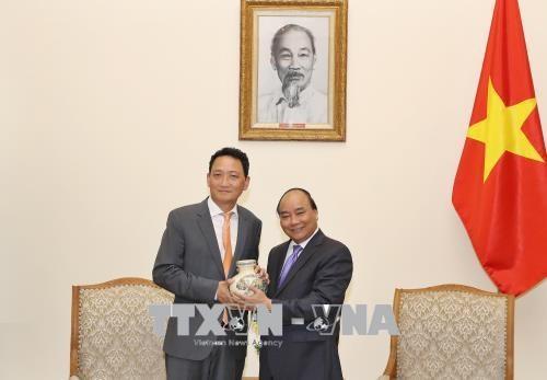 Renforcer le partenariat strategique Vietnam-Republique de Coree hinh anh 1