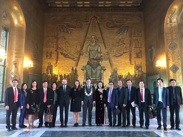 Resserrer la cooperation Hanoi- Stockholm hinh anh 1