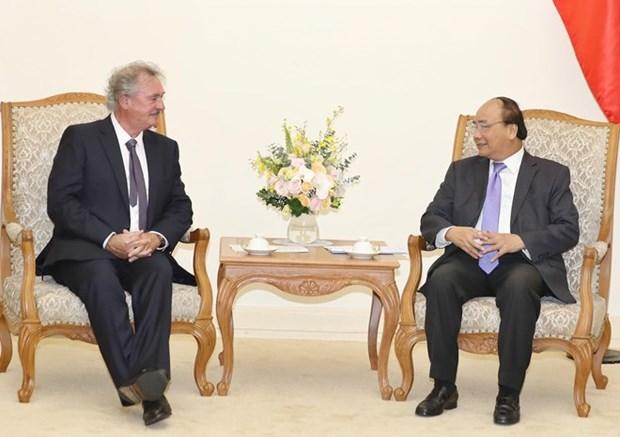 Le Vietnam considere le Luxembourg comme un partenaire important hinh anh 1