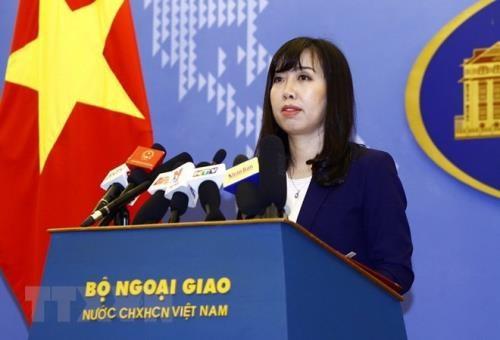 L'ambassade protege les droits des pecheurs vietnamiens en R. de Coree hinh anh 1