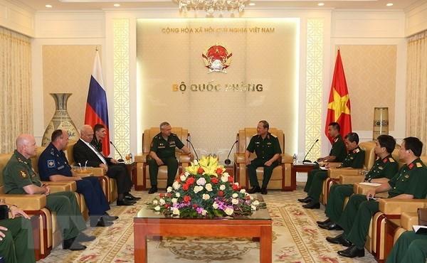 Vietnam et Russie cooperent dans les operations de maintien de la paix de l'ONU hinh anh 1