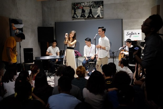Sofar Sounds, des experiences musicales hors normes hinh anh 2