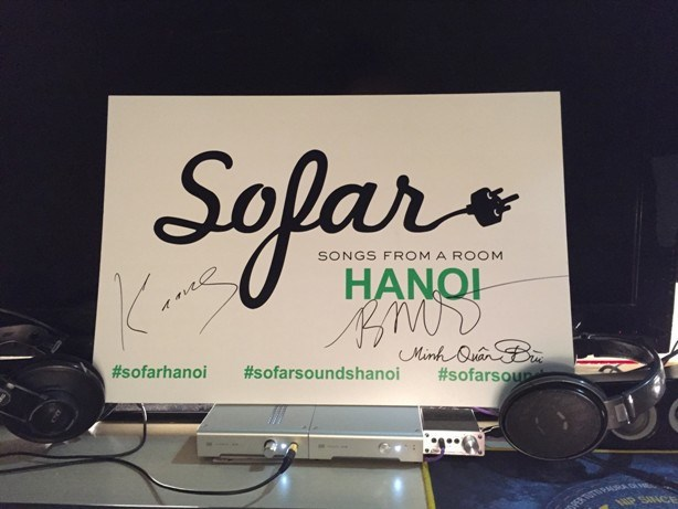 Sofar Sounds, des experiences musicales hors normes hinh anh 1