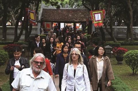 Le patrimoine culturel hanoien, une richesse a preserver et valoriser hinh anh 1