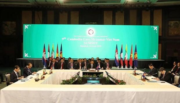 Le Vietnam œuvre pour le developpement durable de la sous-region du Mekong hinh anh 1