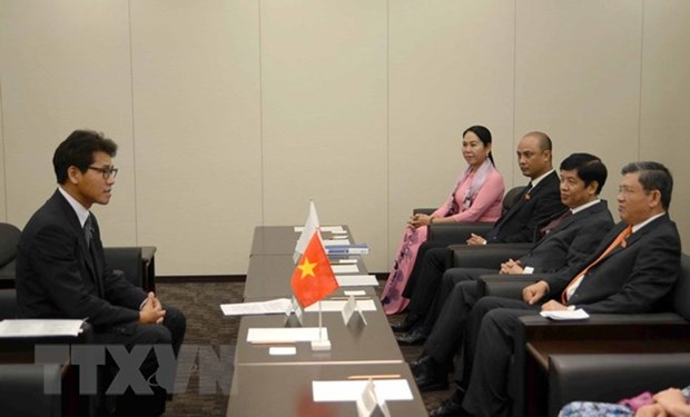 Le Japon espere une rapide ratification vietnamienne du CPTPP hinh anh 1