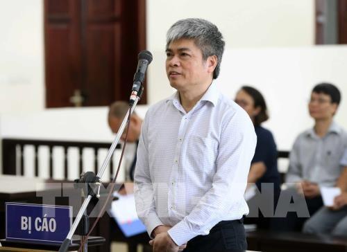 L'affaire d'apport de fonds de PetroVietnam a OceanBank jugee en appel hinh anh 2