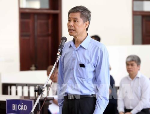 L'affaire d'apport de fonds de PetroVietnam a OceanBank jugee en appel hinh anh 3