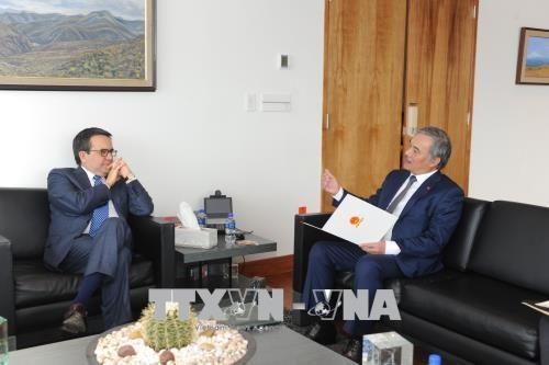 Le Mexique apprecie ses relations economiques avec le Vietnam hinh anh 1