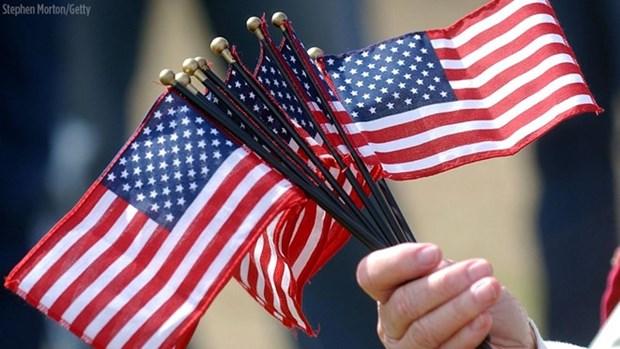 Celebration du 242eme Journee de l'Independance des Etats-Unis a Hanoi hinh anh 1