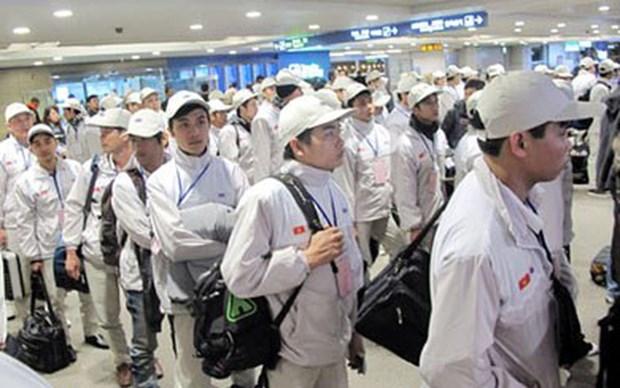 Environ 60.000 travailleurs vietnamiens sont partis a l'etranger en six mois hinh anh 1