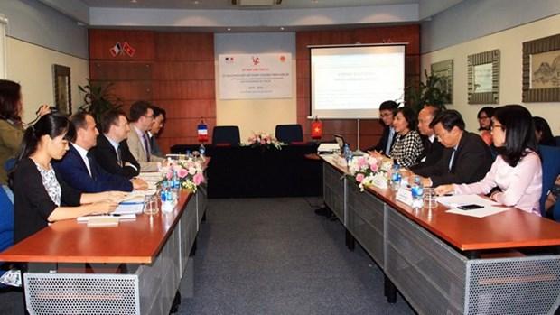 Renforcement de la cooperation culturelle entre le Vietnam et la France hinh anh 1
