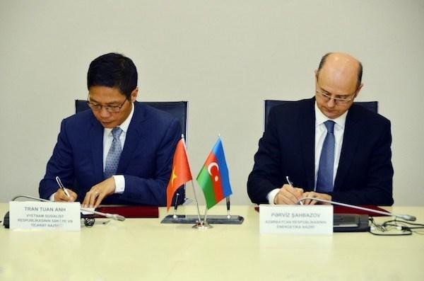 Reunion du Comite intergouvernemental Vietnam-Azerbaidjan hinh anh 1