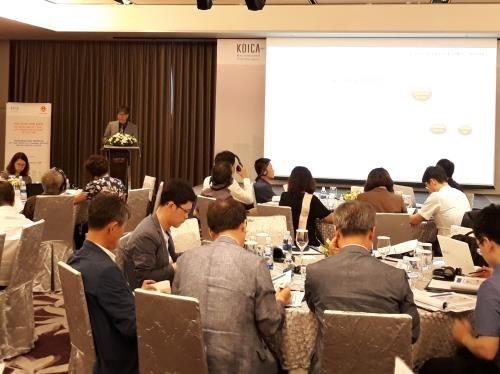 Conference sur le projet de planification de la ville verte hinh anh 1