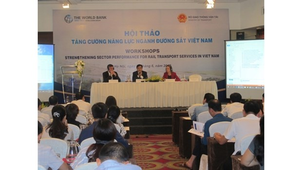 La BM suggere des scenarios pour le developpement des chemins de fer du Vietnam hinh anh 1