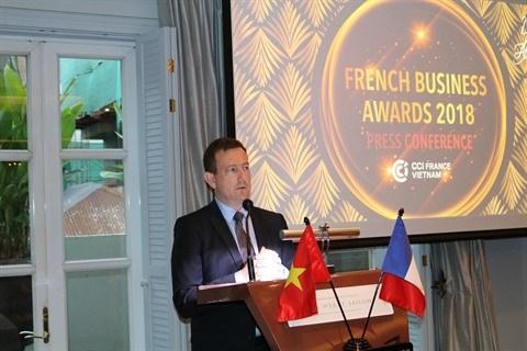 Les entreprises francaises ont investi 3,5 mds de dollars au Vietnam hinh anh 1