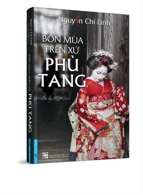 Sortie du livre Bon mua tren xu phu tang (Quatre saisons au Japon) hinh anh 1