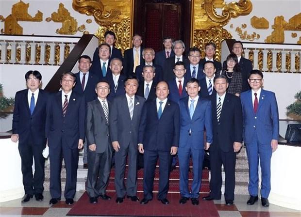 Le PM demande a la prefecture de Fukuoka de dynamiser des liens multiformes avec le Vietnam hinh anh 1