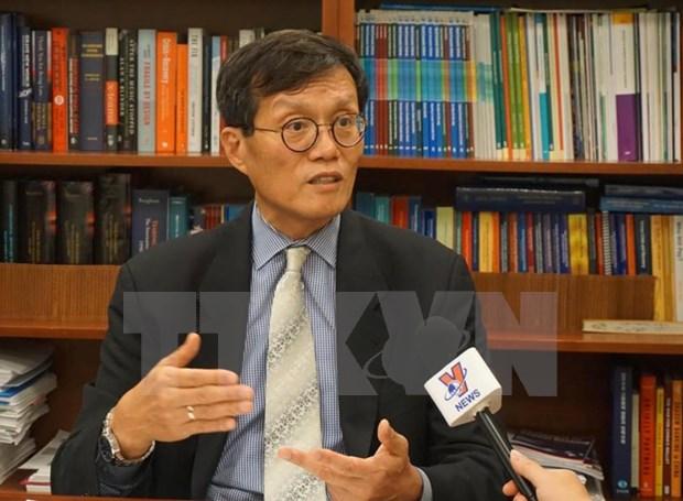 Le FMI optimiste sur les perspectives economiques du Vietnam hinh anh 1
