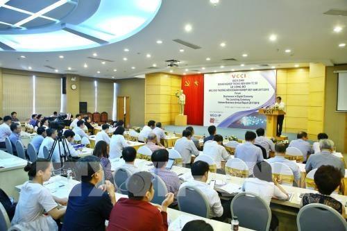 Seminaire sur l'economie numerique au Vietnam hinh anh 1