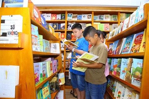 Abondance de livres pour les enfants cet ete hinh anh 1