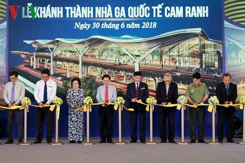 L'aeroport international de Cam Ranh se dote d'un nouveau terminal hinh anh 1