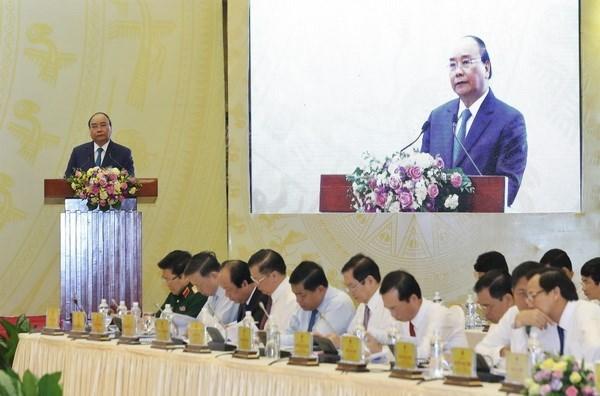Le PM demande l'augmentation du produit interieur brut regional hinh anh 1