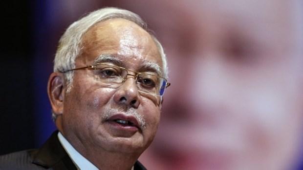 Malaisie: l'ex-Premier ministre interpelle pour corruption hinh anh 1