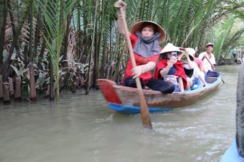 Le tourisme ecologique de Tien Giang attire les touristes hinh anh 1