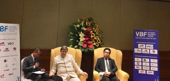Approfondissement des liens entre les entreprises vietnamiennes et etrangeres hinh anh 1