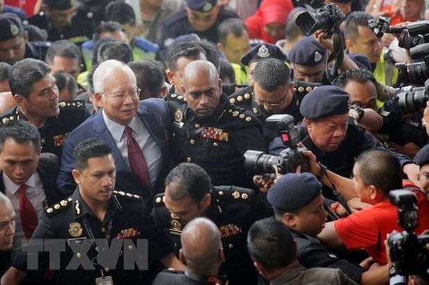 Malaisie : les partisans mobilisent des fonds pour la liberation de l'ex-PM hinh anh 1
